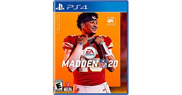 Amazon com: Madden NFL 20 - PlayStation 4: Electronic Arts