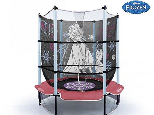 Disney Frozen Trampoline - Blue Trampoline - Injusa by Injusa