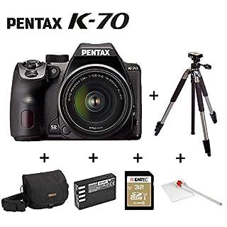 Reflex K-70+18/55 mm WR + Complete Photo Pack
