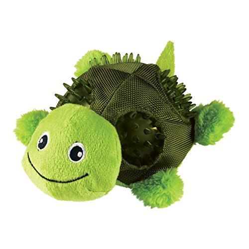 KONG Shells Turtle Dog Toy, Small