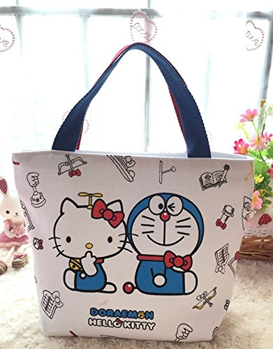 Teenage Disney Costumes (CJB Sanrio Hello Kitty Lovely Multipurpose Lunch Bag (KT emon))