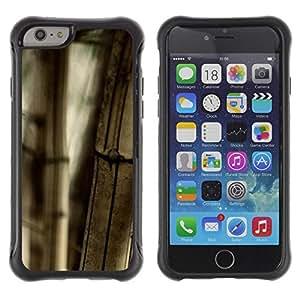 """Hypernova Defender Series TPU protection Cas Case Coque pour Apple Iphone 6 PLUS 5.5 [Planta Naturaleza Forrest Flor 101""""]"""