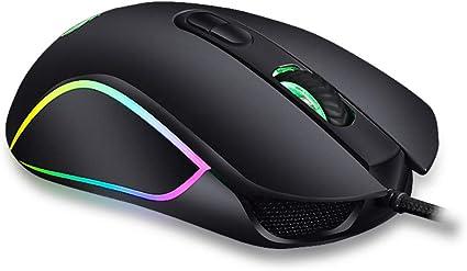Ratón yhdjnytdjmnuymu Juego Mouse Desktop Mouse Accesorios de ...