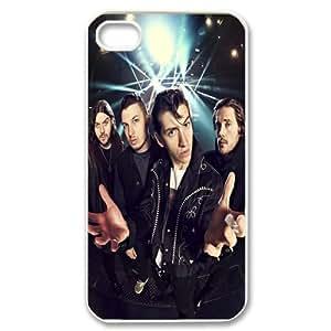 Arctic Monkeys theme pattern design For Apple iPhone 4,4S Phone Case