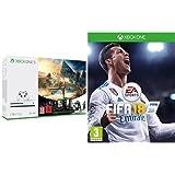 Xbox One S 1 TB + Assassin's Creed Origins + Rainbow Siege + FIFA 18