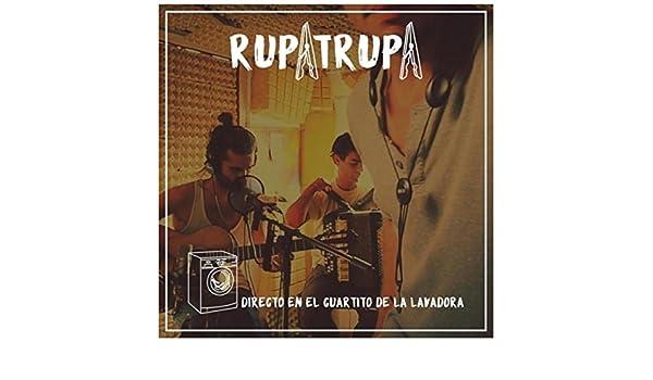 Directo en el Cuartito de la Lavadora by Rupatrupa on Amazon ...