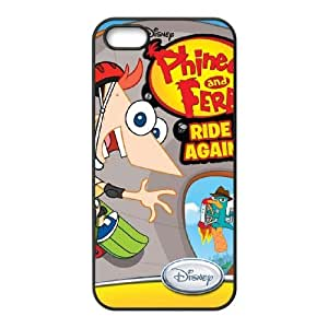 iPhone 5,5S Cases Cell Phone Case Cover Phineas and Ferb 5R51R3515235