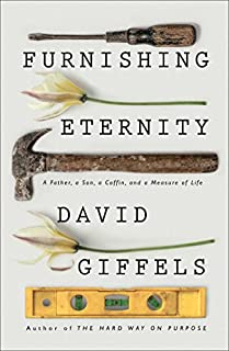 Book Cover: Furnishing Eternity: A Father, a Son, a Coffin, and a Measure of Life