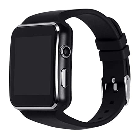 AchidistviQ - Reloj de pulsera con pantalla curvada y ...