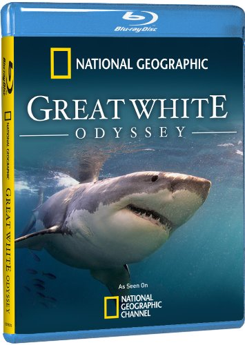 Great White Odyssey [Blu-ray]