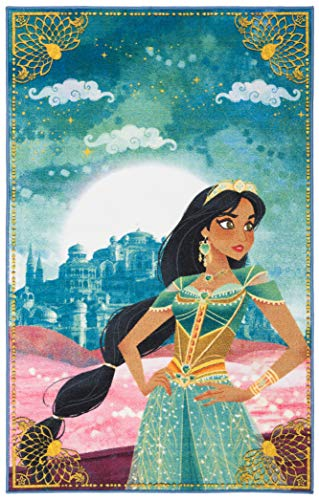 Safavieh Collection Inspired by Disney'sliveactionfilm Aladdin - Free To Dream Rug (5' x 7')