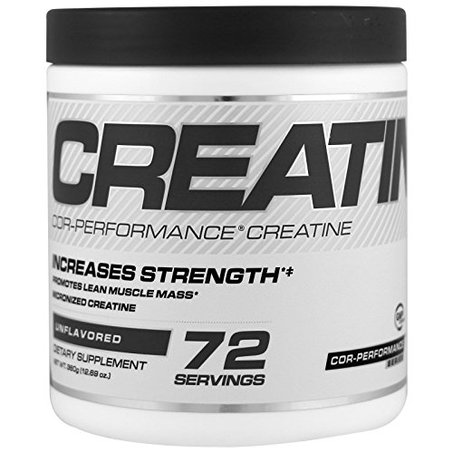 - Cellucor Corperfromance Creatine 72 Servings, 12.69 Ounce