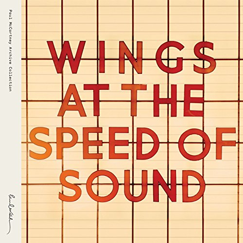 Wings at the Speed of Sound (Wings Over America Cd compare prices)