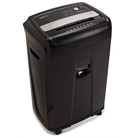 Amazon.com: Trituradora de papel de alta seguridad ...
