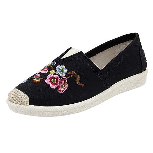 Mocasines de Loafer Mujer, Zapatos Plataforma Flat Casual, Mocasín con Borlas en Florentick para Mujer: Amazon.es: Zapatos y complementos