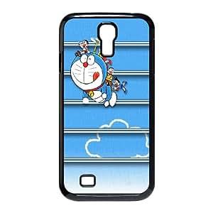 Samsung Galaxy S4 9500 Cell Phone Case Black Doraemon S0393216