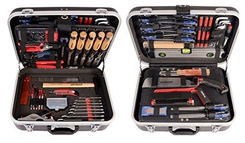 Projahn 8684 Carpenter Tool Case Set of 92 by Projahn by PROJAHN