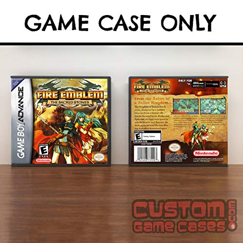 - Gameboy Advance Fire Emblem: The Sacred Stones - Case