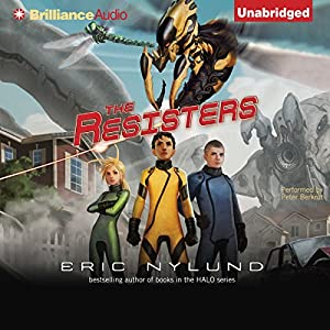 The Resisters Audiobook