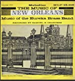 Eureka Brass Band In Rehearsal- New Orleans Volume 2 Melodisc LP