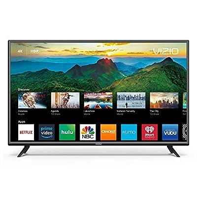 "VIZIO 43"" Class 4K (2160P) Smart LED TV (D43-F1) (Certified Refurbished)"