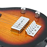 Lap Steel Guitar, Okoume Body