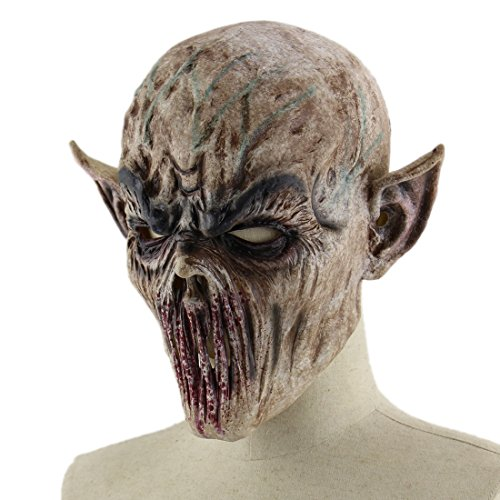 Vivi Do Deluxe Halloween Alien Mask Costume Party Latex Mask - Carnival Costume Ideas For Groups