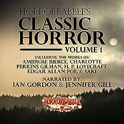 HorrorBabble's Classic Horror: Volume 1