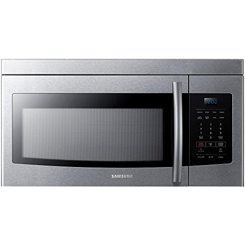 Samsung Stainless Steel Over-The-Range Microwave