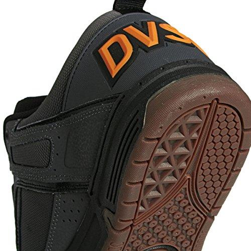 DVS Comanche Grey Warple Buck Grey