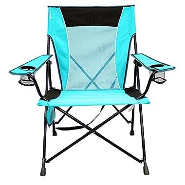 Kijaro Dual Lock Chair, Ionian Turquoise