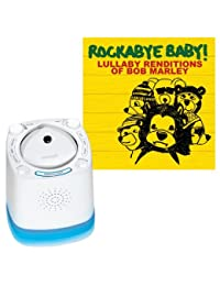 Munchkin Nursery Sound Projector with Rockabye Baby Lullaby Renditions, Bob Marley BOBEBE Online Baby Store From New York to Miami and Los Angeles