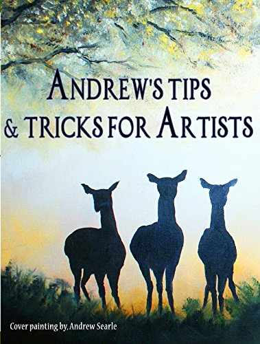Andrews Tips Tricks Artists Book ebook product image