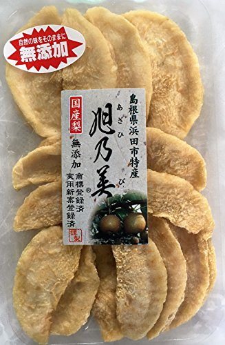 cut-dried-pears-nomi-asahi-parallel-import