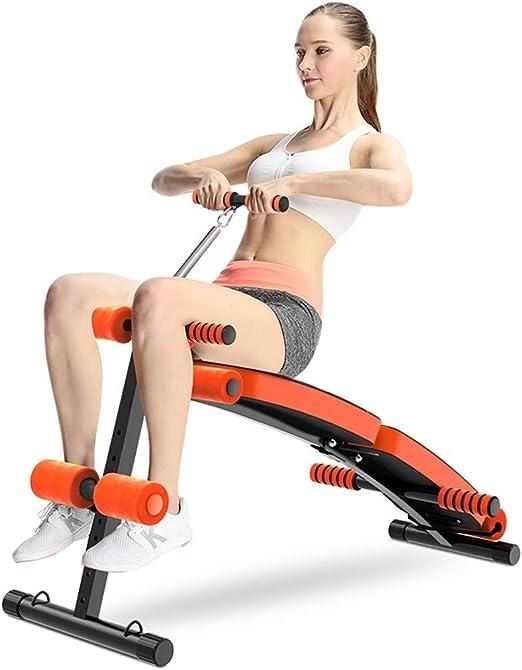 XQY Silla para ejercicios, banco con mancuernas ajustable para ...
