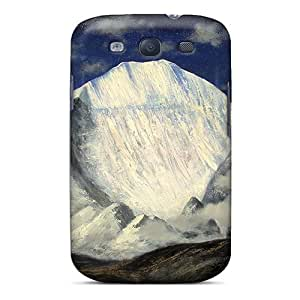Galaxy S3 Cover Case - Eco-friendly Packaging(moonlit Himalayas)