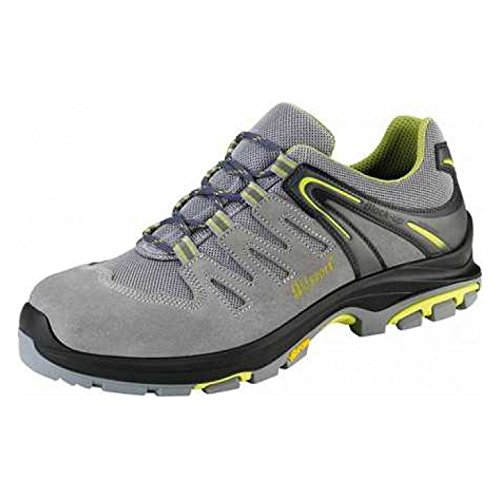 scarpe grigio 73653CS25 basse S1P 45sicurezza 5 Grisport 10 giallo taglia SRC Misano xEwRfx1