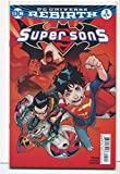 #3: Supersons #1 NM Rebirth Cover A DC Comics CBX31