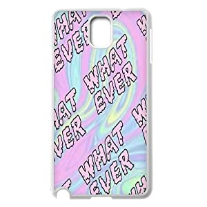 DDOUGS I whatever forever New Fashion Cell Phone Case for Samsung Galaxy Note 3 N9000, Customized I whatever forever Case