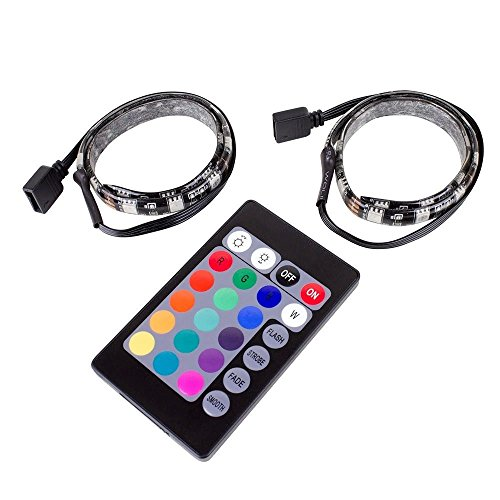 eTopxizu-Computer-RGB-LED-Light-Strip-with-Remote-controlRGB-LED-Light-Flexible-Lamp-Strip-DC-12V-for-PC-Computer-Case