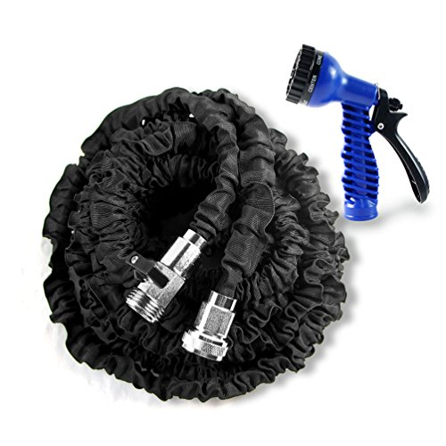 Flexible Black Garden Hose Amazoncom