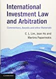 img - for International Investment Law and Arbitration: Commentary, Awards and other Materials book / textbook / text book