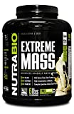 Cheap NutraBio Extreme Mass Weight Gainer – 6 lbs Vanilla by NutraBio