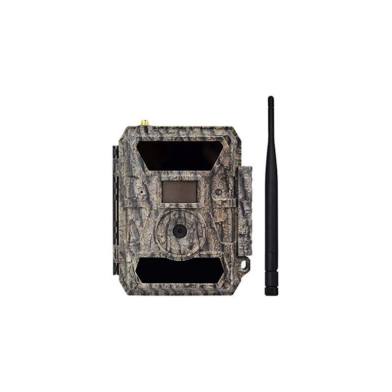 Bigfoot Cellular Camera 3G - No Contract