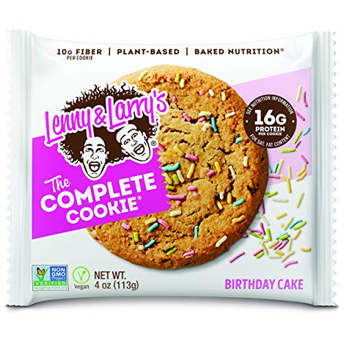 Lenny & Larry's The Complete Cookie, Birthday