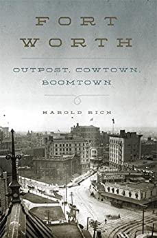 Fort Worth Outpost Cowtown Boomtown ebook product image