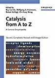 Catalysis from A to Z: A Concise Encyclopedia