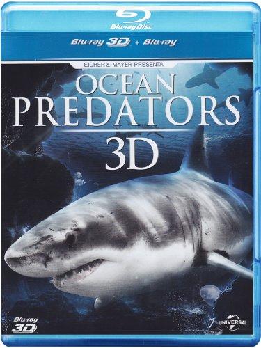 ocean predators (blu-ray 3d+blu-ray) blu_ray Italian Import