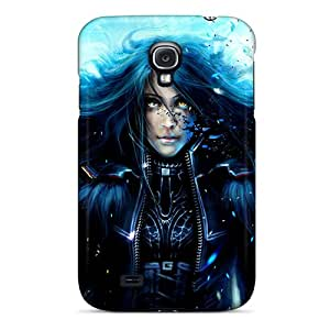 For VDtzqKb7147EcSDc A Stunning Warrior Protective Case Cover Skin/galaxy S4 Case Cover