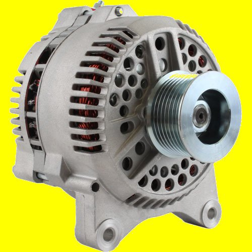 DB Electrical AFD0035 New Alternator For Ford F Series Truck 4.6L 4.6 5.4L 5.4 97 98 99 00 01 02 1997 1998 1999 2000 2001 2002, Expedition 130 Amp 321-1772 ()